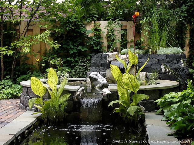 Garden Art Landscape Design : The art of landscape design balinese inspired water garden flickr