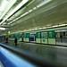 France - Paris - Métro 8 - Balard Quai by Stewart Leiwakabessy