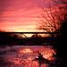 Cleveland, Ohio Sunset by Nick VanGorder