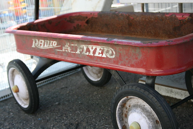 Header of Radio Flyer