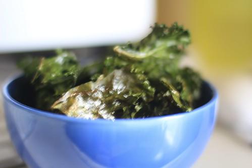 365:71 Kale Chips