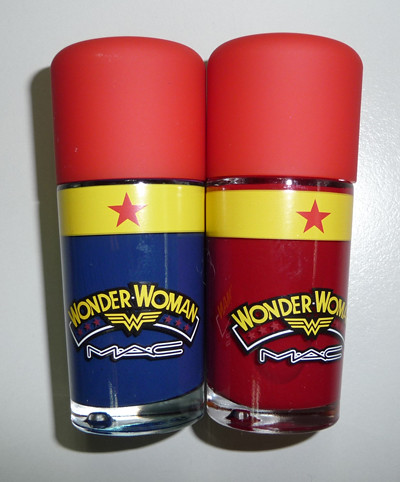 MAC Wonder Woman Obey Me + Spirit of Truth