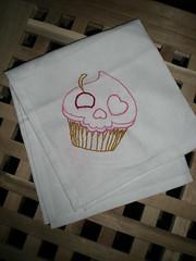 Spooky Sweet Towel