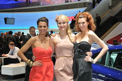automobile, model, vehicle, showgirl, auto show, fashion,