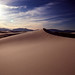 Dune at White Sands National Monument, New Mexico