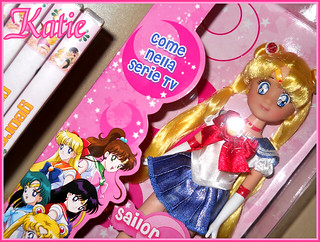 Bambola Sailor Moon - Original Sailor Moon Doll Italian Edition 2011