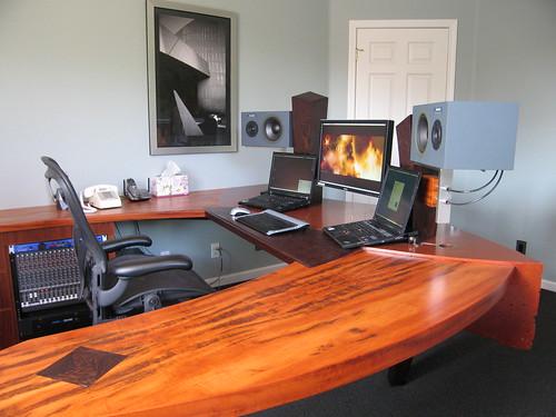 Bob's Desk