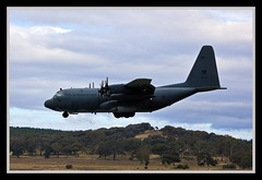 Canberra Aircraft Spotting