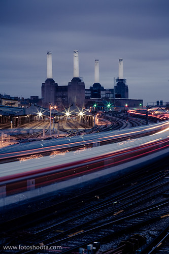 Battersea Power Station by fotoshoota.com