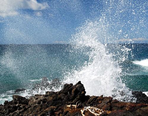 Crash and splash
