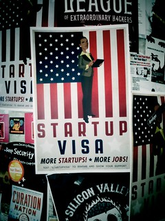 Making A Case For Startup VISA, Jerome Gentolia: Venturestab