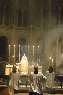 St Bartholomew the Great - Maundy Thursday