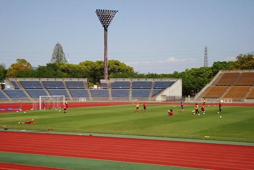 2014/04/24 京都サンガFC 西京極公開練習 #08