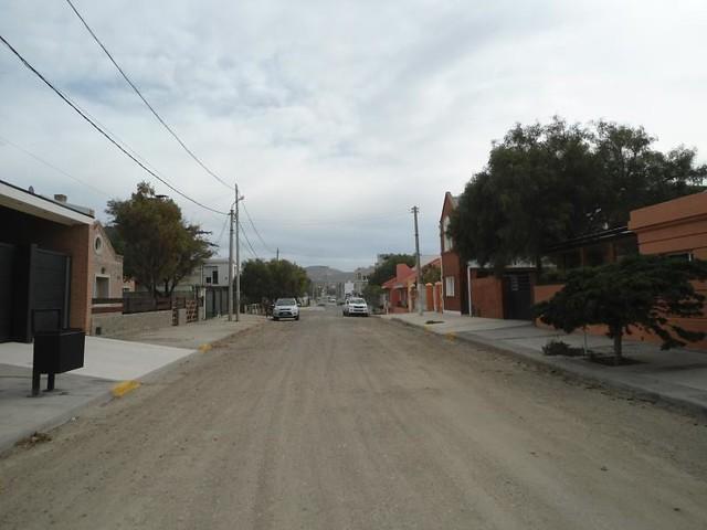 calles de Rada Tilly