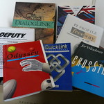 January 24th, 2011: Comms Software Manuals  - off to recycling