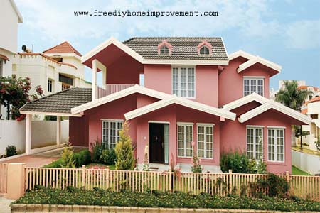 Magnificent Exterior Wall Color Combinations Makipera Com Largest Home Design Picture Inspirations Pitcheantrous