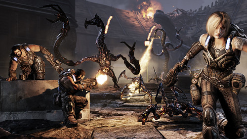 Gears of War Franchise Reaches 19 Million Mark