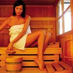 Sauna - Wellness-hotel in Tyrol