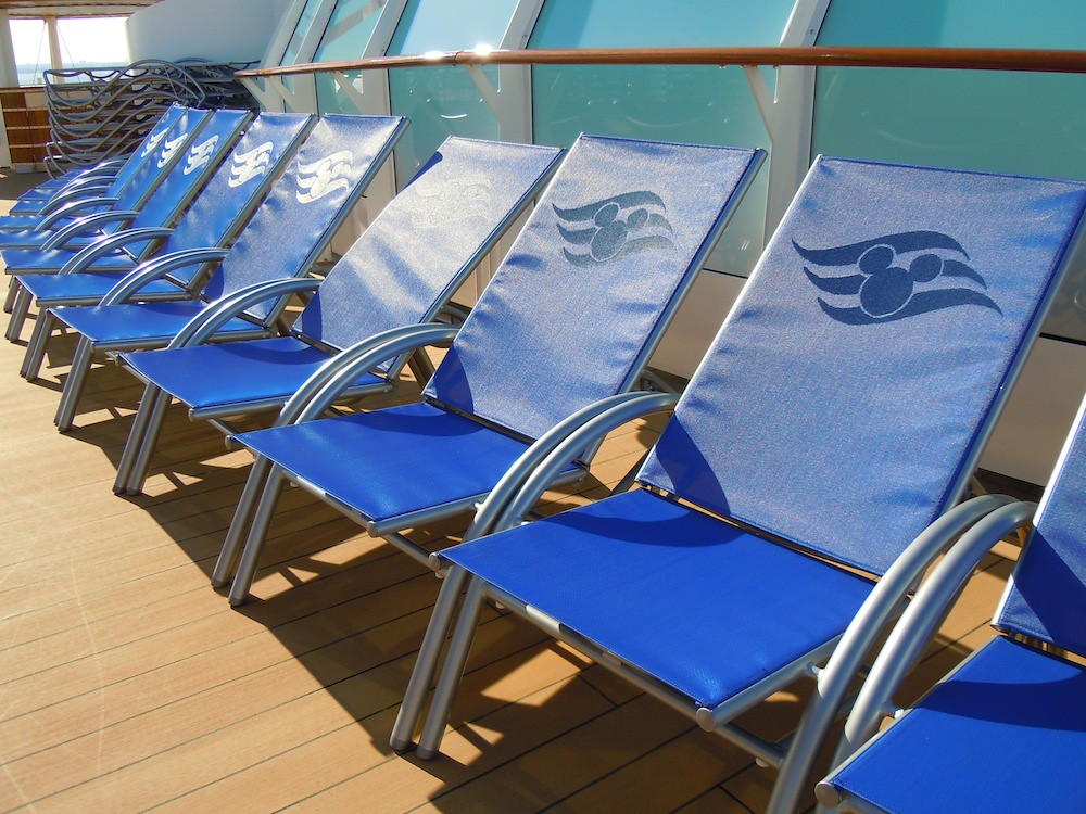 Disney Dream Deck  Rooms