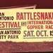 1985 San Antonio Rattlesnake Festival