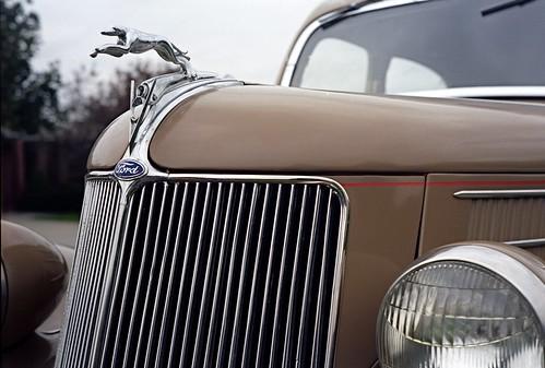 V8 Ford, September, 2010