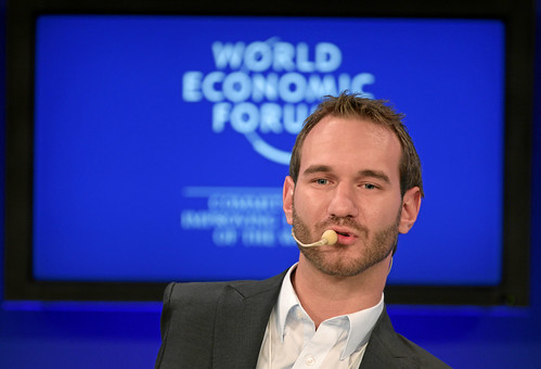 Nick Vujicic - World Economic Forum Annual Meeting 2011