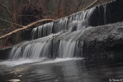 creek forest river waterfall canyon greece thessaloniki manualfocus skala industar5023550 zagliveri