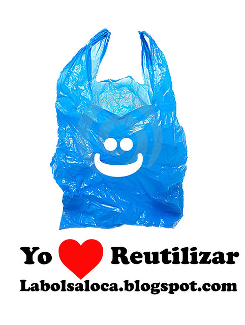 Yo amo reutilizar