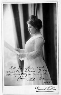 Ida Ekman portrait