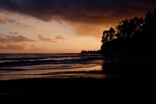 california sunset sea evening sand surf capitola newbrighton digitalcameraclub