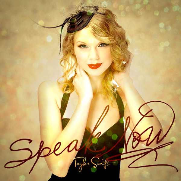 Taylor Swift Speak Now