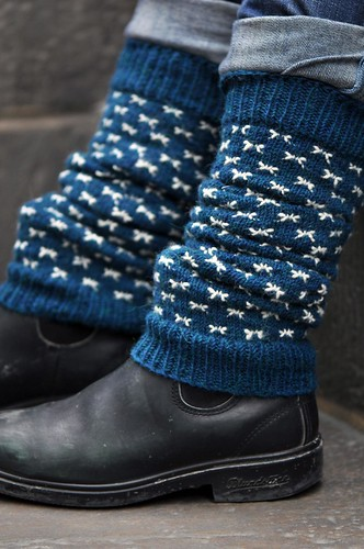 Arrowwood Legwarmers