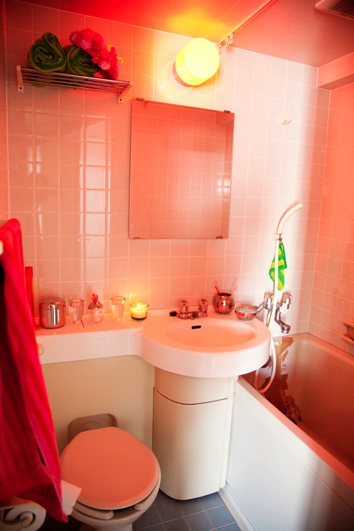 Create The Right Romantic Atmosphere By Making Sure Lighting In Your Bathroom Isnt Too Harsh And Clinical