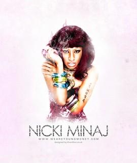 Nicki Minaj Advert