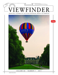 "My Photo on Cover of ""Viewfinder"" !"