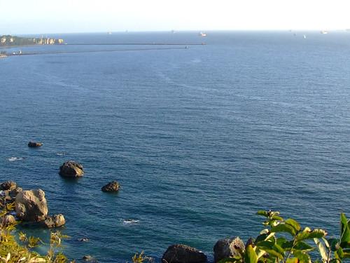 柴山西海岸保有原始海岸線,以及豐富的軟硬底質生物生態系統。(圖:柴山會部落格)