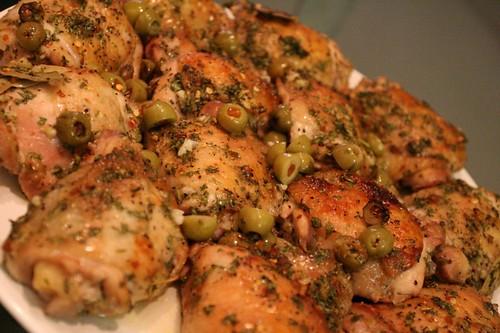 Pollo Estofado (Spanish Stewed/Baked Chicken)… | hamatama