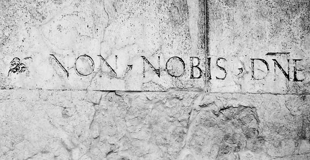 Non Nobis Domine, Venice