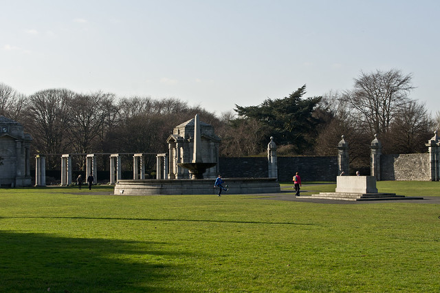 Irish War Memorial Gardens