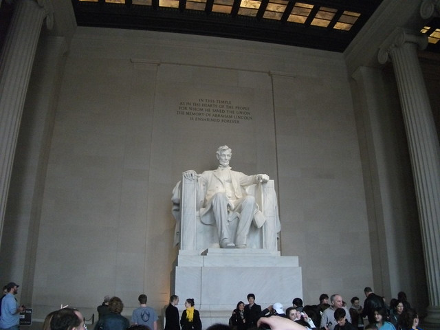 Lincoln Memorial - Washington, D.C.