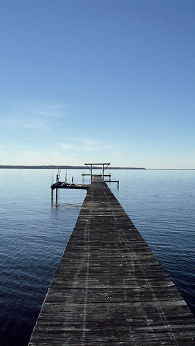 sky river dock florida cove serene colee