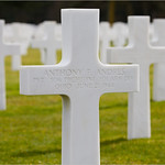 American Military Cemetery at Colleville-Sur-Mer, Normandy France