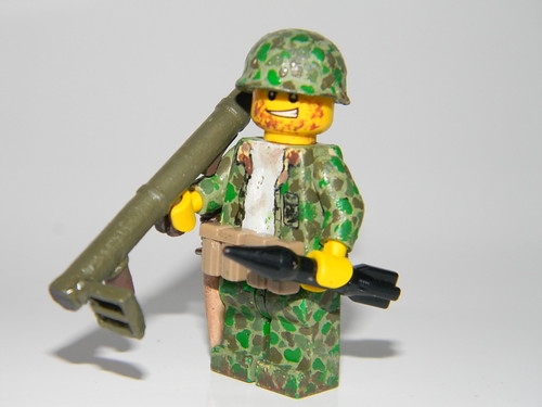 "M1 ""Bazooka"" Rocket Launcher"