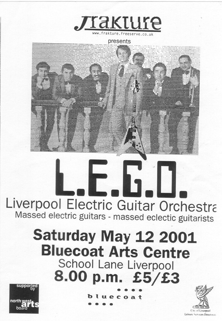 The Liverpool Guitar Orchestra,