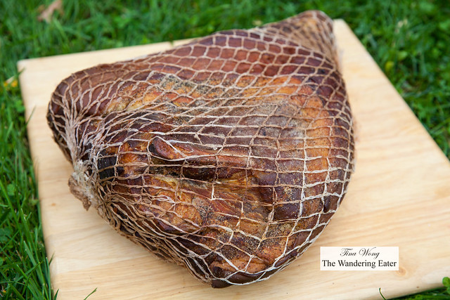 Uncooked, Bone-In Country Ham