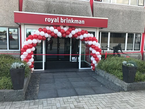 Ballonboog 7m Royal Brinkman s Gravenzande