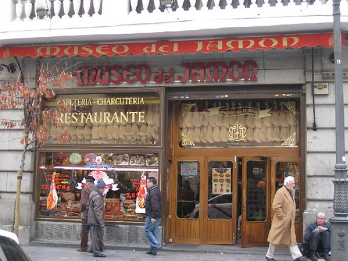 Museo De Jamon And Other Oddities Guest Post By Nicole