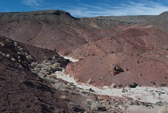volcanic crater(0.0), ridge(0.0), moraine(1.0), soil(1.0), mountain(1.0), formation(1.0), geology(1.0), natural environment(1.0), plateau(1.0), terrain(1.0), landscape(1.0), wadi(1.0), badlands(1.0), rock(1.0),