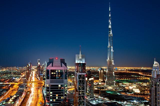The Veins Of Dubai #6