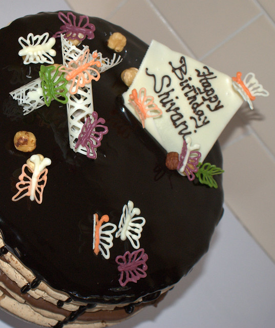 Shivani s Birthday Cake Flickr - Photo Sharing!